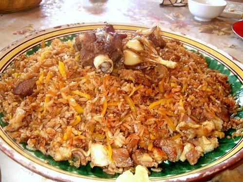Local food you should try in kyrgyzstan and no miss drinks for Atlas house uzbek cuisine