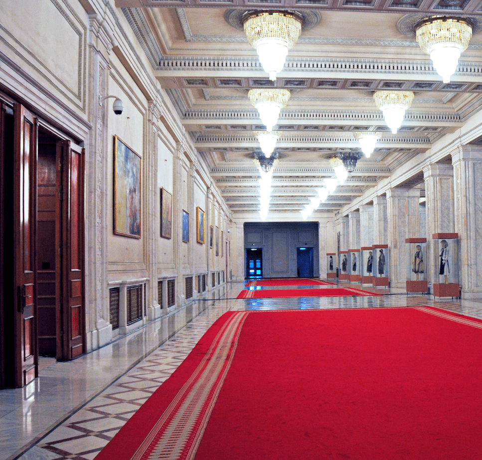 Parliament Apartments: The Largest Civilian Building In The World