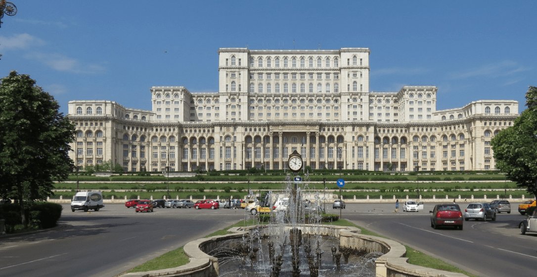 The Largest Civilian Building In The World Palace Of Parliament